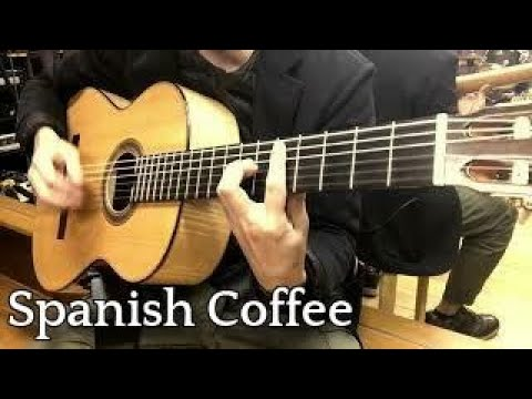 【ギター】スパニッシュコーヒー(Spanish Coffee) 【TAB譜・楽譜あり】