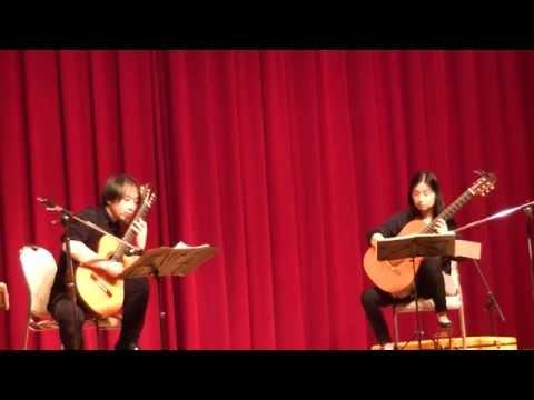 カヴァティーナ・ギター二重奏Ver (桐めぐみ&濱田貴志)