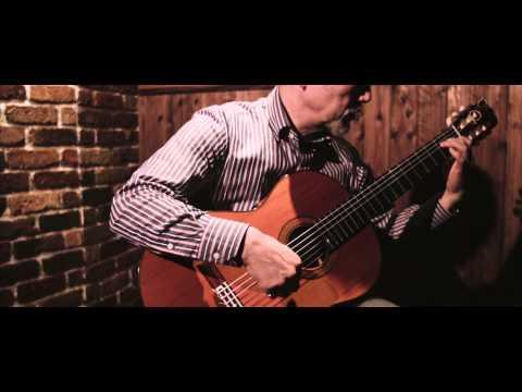 ラグリマ(演奏:斉藤 松男)| TAB譜&CD付きギター曲集『クラシック・ギターのしらべ アンコール編』プロモーション動画