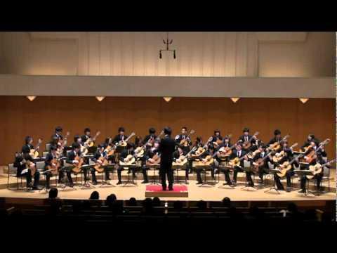 明治学院大学 クラシックギター研究会 第35回 定期演奏会 17
