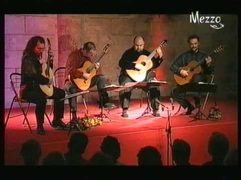 THE L A GUITAR 4TET - LOTUS EATERS