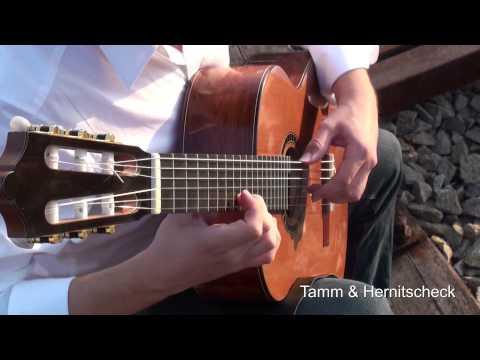 Tamm & Hernitscheck - Tres Piezas de Otoño, III. Avenida Centenario (M. D. Pujol)