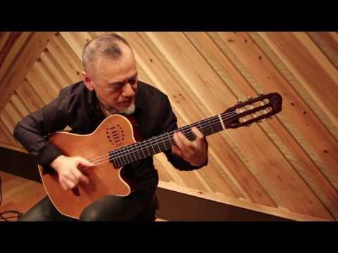 Libertango guitar solo-Akio YOKOTA横田明紀男